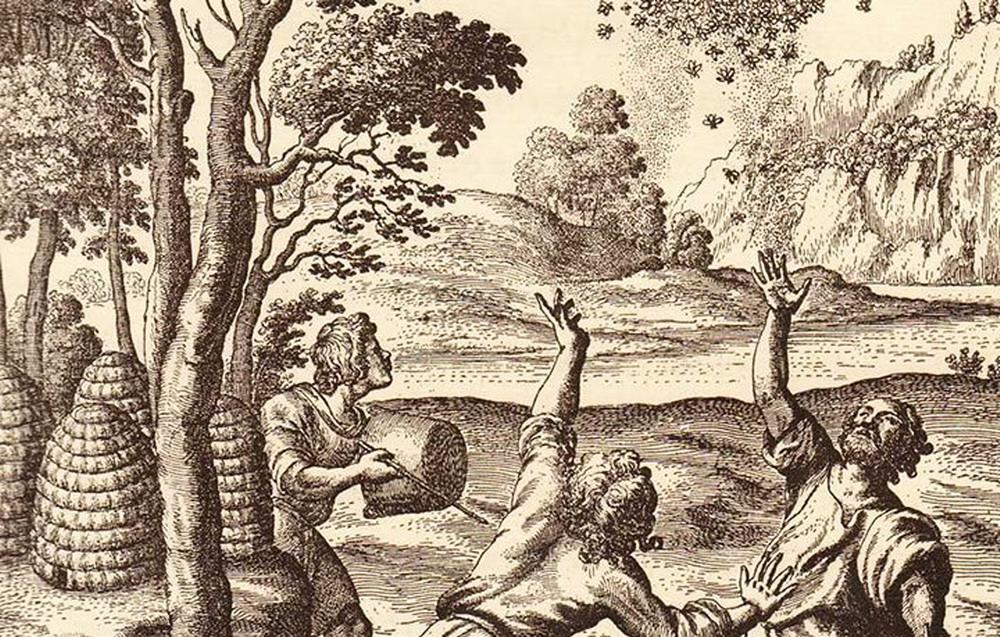 Пчеловождение в Древней Греции